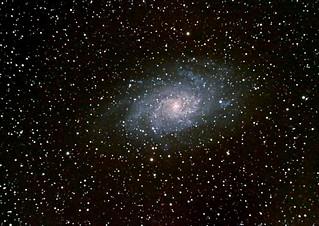 M33 - The Triangulum Galaxy   by wbb4