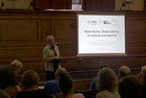 More Morris, Better Morris, in schools and beyond