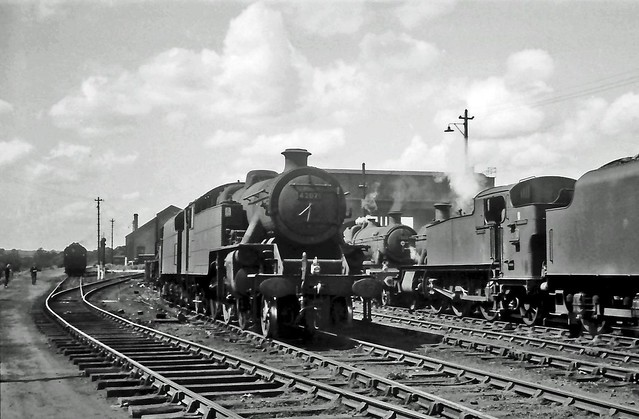 Oxley Shed, Wolverhampton, June 1965