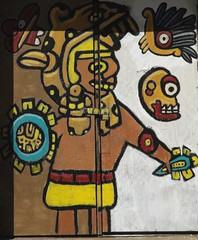 Mural: Former McGraw Street Police Station--Detroit MI