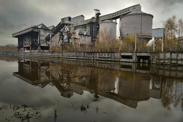 TATA Wallerscote Island soda ash plant, Northwich