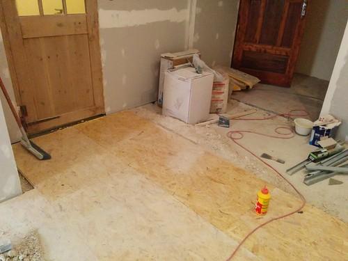 Fußboden Küche Linoleum