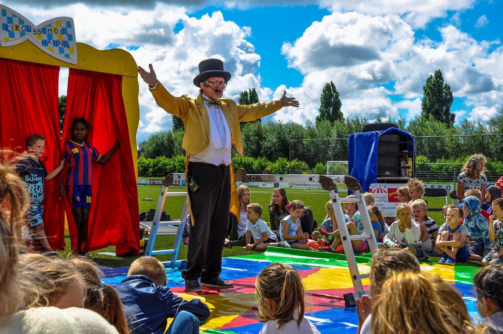 Cirque du Zomerfeest en bingo -52
