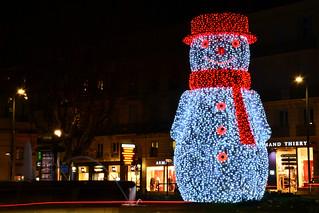 Béziers, illuminations 2015   by EclairagePublic.eu