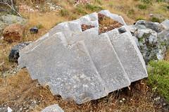 Roman quarry at Karagöl (Teos), Turkey (19)
