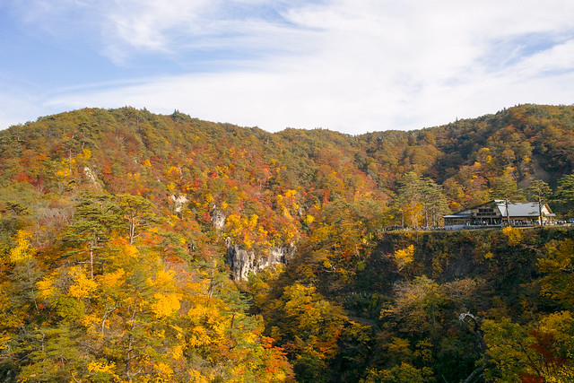 鳴子峡(Narukokyo)-見晴台(Miharashidai)/宮城県鳴子温泉 2014年10月23日