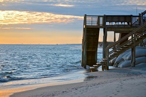 beach oakisland beacherosion