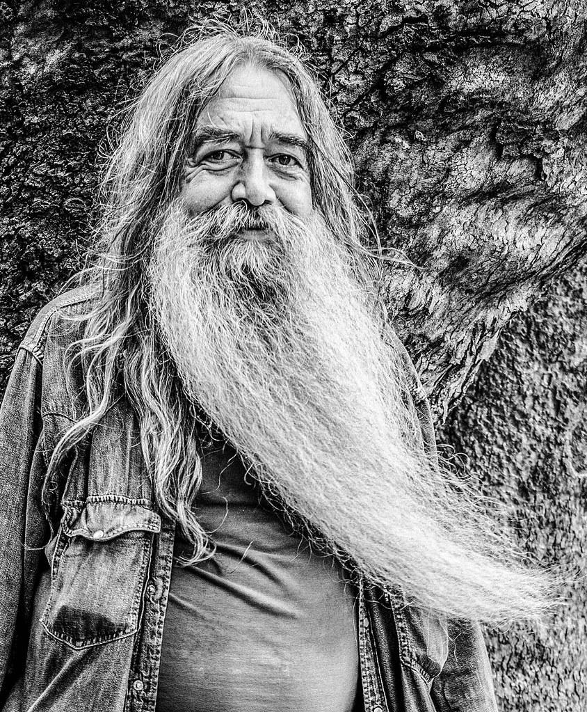 Old White Beard
