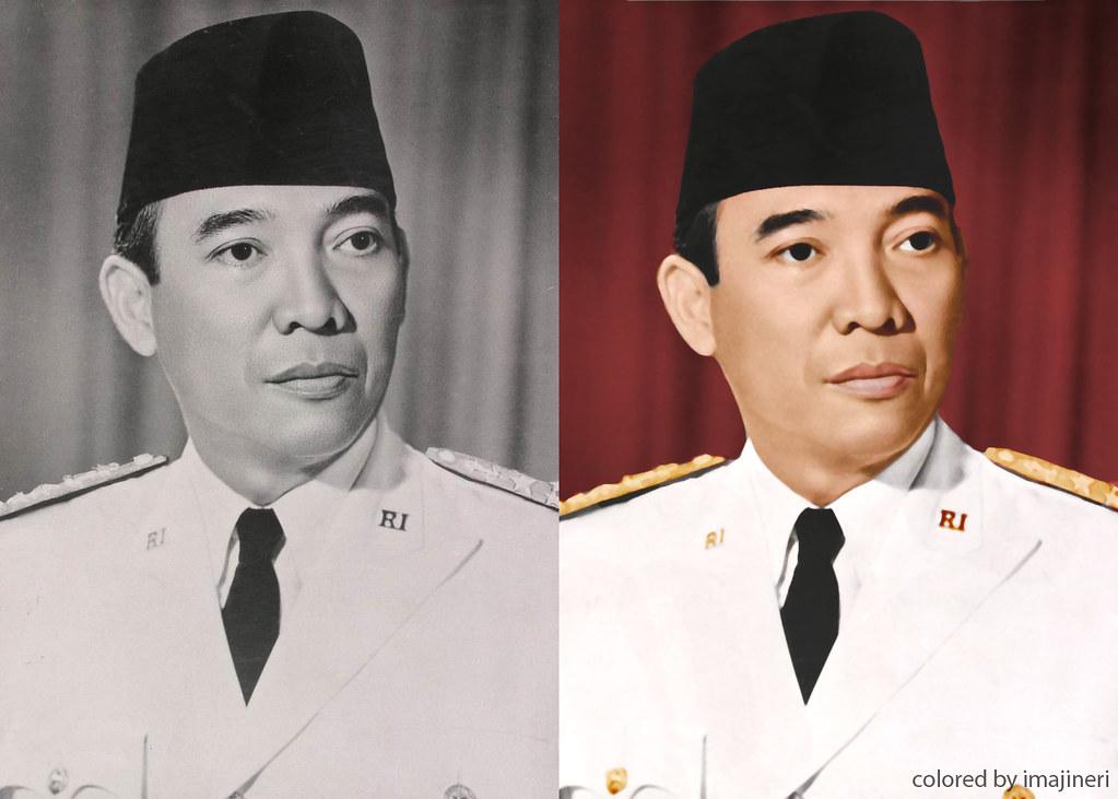 Mr President Soekarno Imajineri Pro Flickr