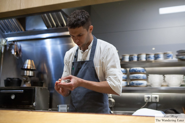 Max Levy, Chef/Owner of Okra