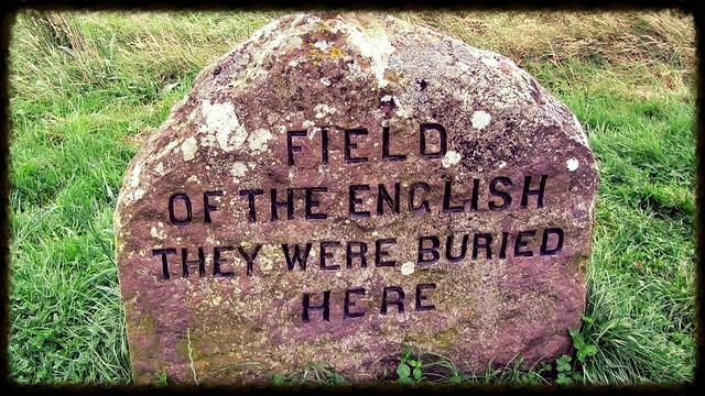 English burials