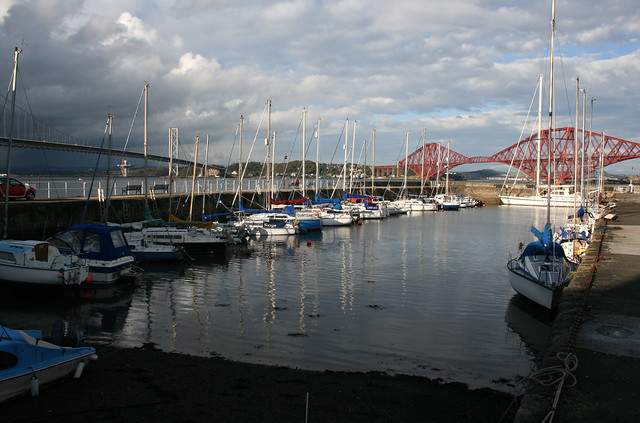 Marina at South Queensferry