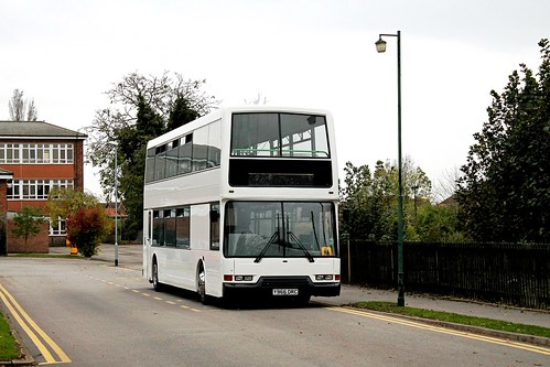 lincolnshire dickinson nottinghamcitytransport stickney eastlancs dennistrident y966drc