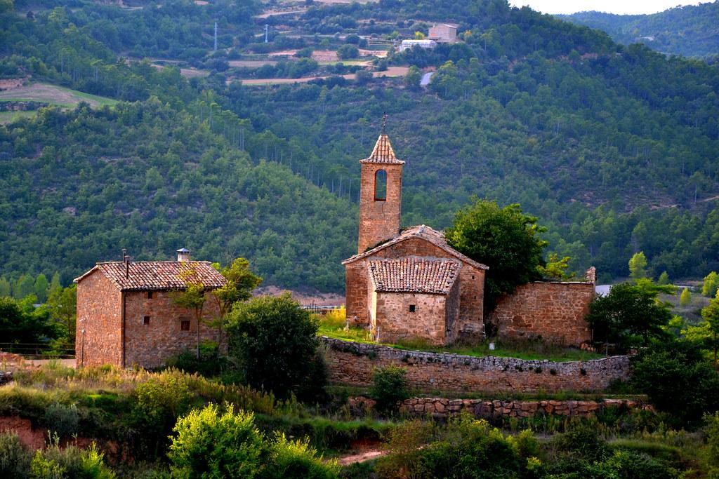 La Torre de Rialb, Lleida.