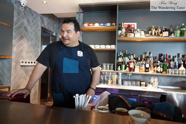 Jim Lee, Owner of Ocean Grounds Coffee