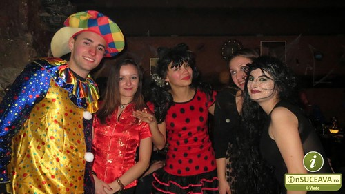 Halloween Party 2014 @ La Fierarie Suceava (31 octombrie 2014)   by inSUCEAVA