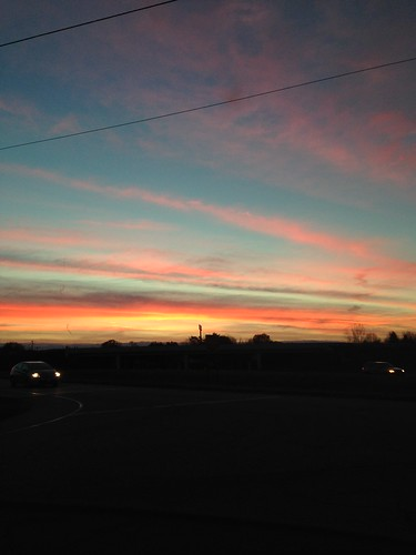 sun clouds sunrise horizon seville novemberskies fallphotos mobilephotography iphonephotography flickrsunrises sunrisesonflickr