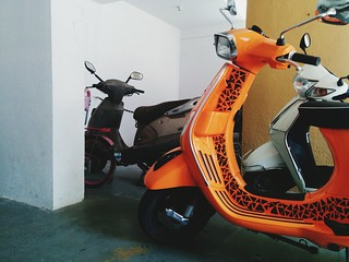 Do You Vespa | by The Flirting Kaapi