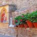 Greece, Macedonia, Agio Oros, Dochiariou Greek Orthodox monastery