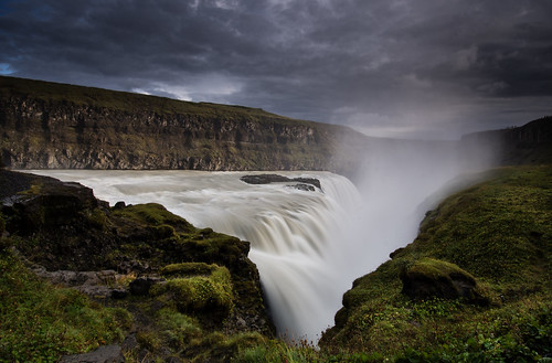 Gulfoss | by G.V Photographie