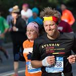 Belgium runner