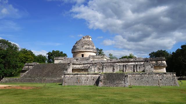 El Caracol, The Observatory, Chichén Itzá