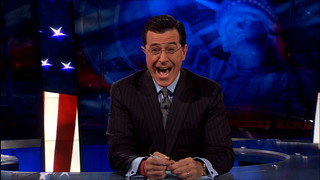 The Colbert Report's Final Episode Revealed | by BagoGames