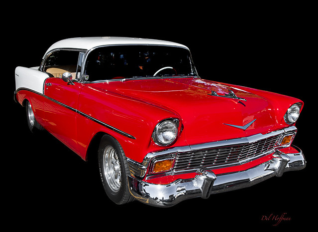 D750 HDR Chevy 0694