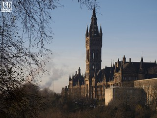 Glasgow University on Gilmore Hill [HD] | by Internet & Digital