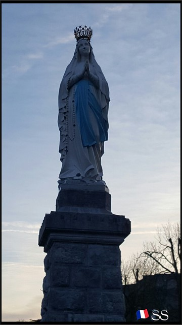 Our Lady of Lourdes, France (2016 December).....🇫🇷