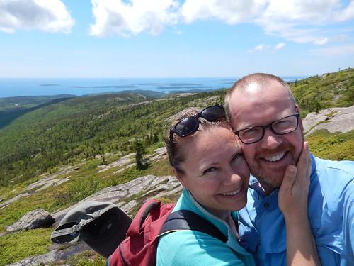 Acadia NP - Cadillac Mountain - 4