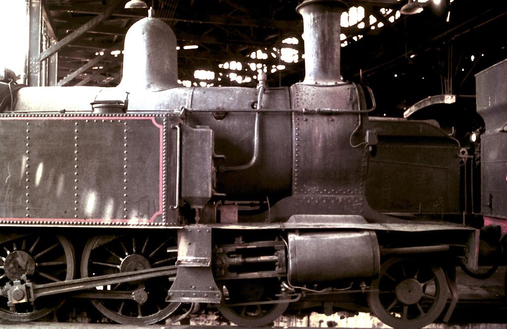NSWRTM Enfield - 3135 by Jim Jarron