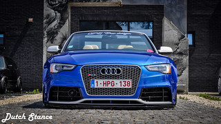 Audi RS5 Supercharged | by Luukdg