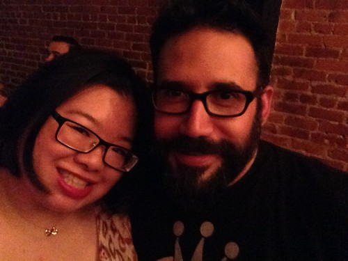 PIC: It has been too long since I last saw @webjournalist! | by @jozjozjoz