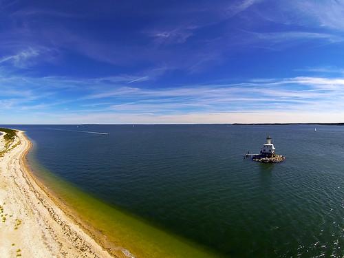park sky lighthouse kite newyork beach landscape photography sand state levitation delta kites longisland shore kap kiteaerialphotography rigs orientpoint picavet brooxes gopro longbeachbarlighthouse nestordesigns nestorriverajr