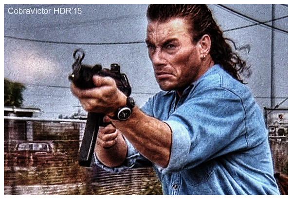 Jean-Claude Van Damme / HARD TARGET (1993)