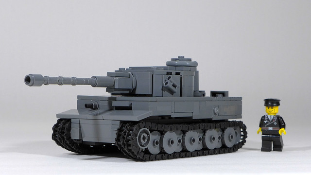 Tiger I (late production)