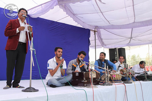 Devotional song by Sonu Anthak from Patiala, Punjab