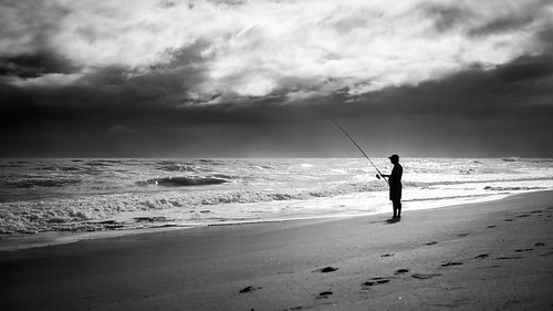 photo fineart streetphotography sunstar sky xpro2 monochrome street unitedstates white city faceless black fuji2314 urban florida sea sun man contrast silhouette candid light blackandwhite photography fuji bw fisherman usa geotagged figure indialantic us onsale