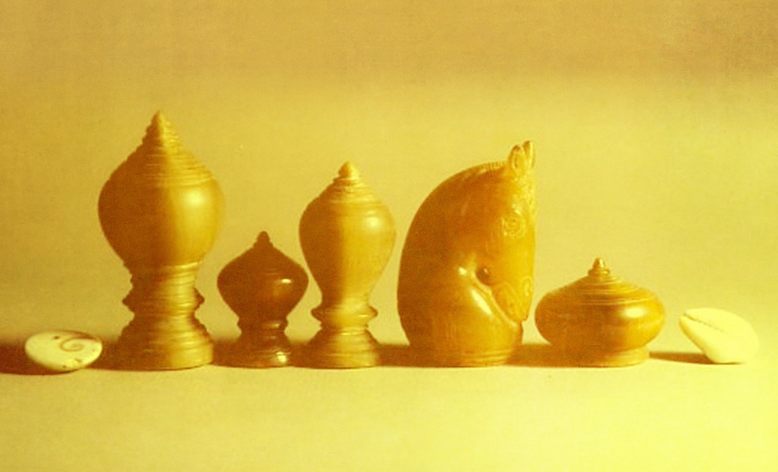 Chaturanga-makruk / Escenarios y artefactos de recreación meditativa en lndia y el sudeste asiático