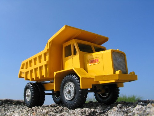 Matchbox King Size K5 Foden Dump Truck 6 | by Chris*4