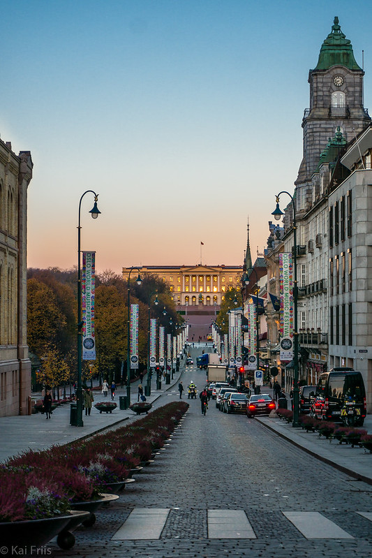 Karl Johan street