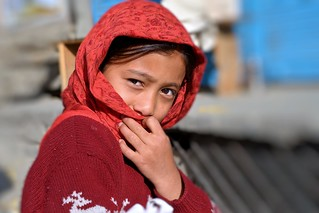 Kargil..... Festive Street Portrait