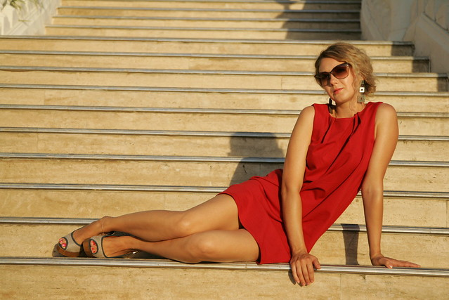 Lady In Red 3