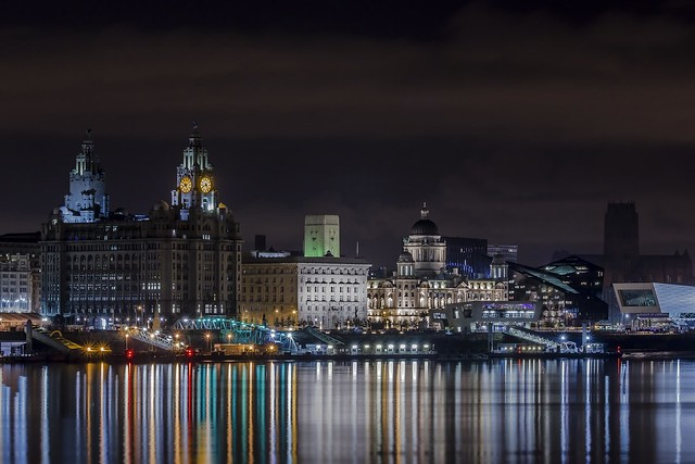 The Liverpool Illuminations