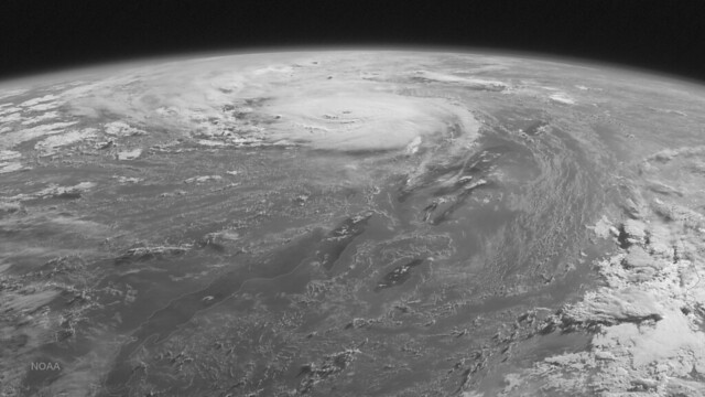 Hurricane Gonzalo Strengthens to a Category 4