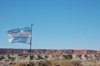 Views from Valle de la Luna, or Parque Provincial Ischigualasto, San Juan, Argentina   by blueskylimit