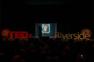 Gregory Adamson at TEDxRiverside | by Mike's Birds