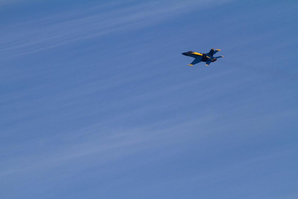 Fleet Week SF 2014: serene