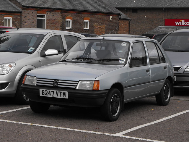 Peugeot 205 - B247 VTM